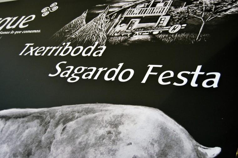 TXERRIBODA-SAGARDO FESTA